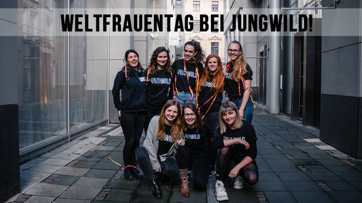 Weltfrauentag bei jungwild image